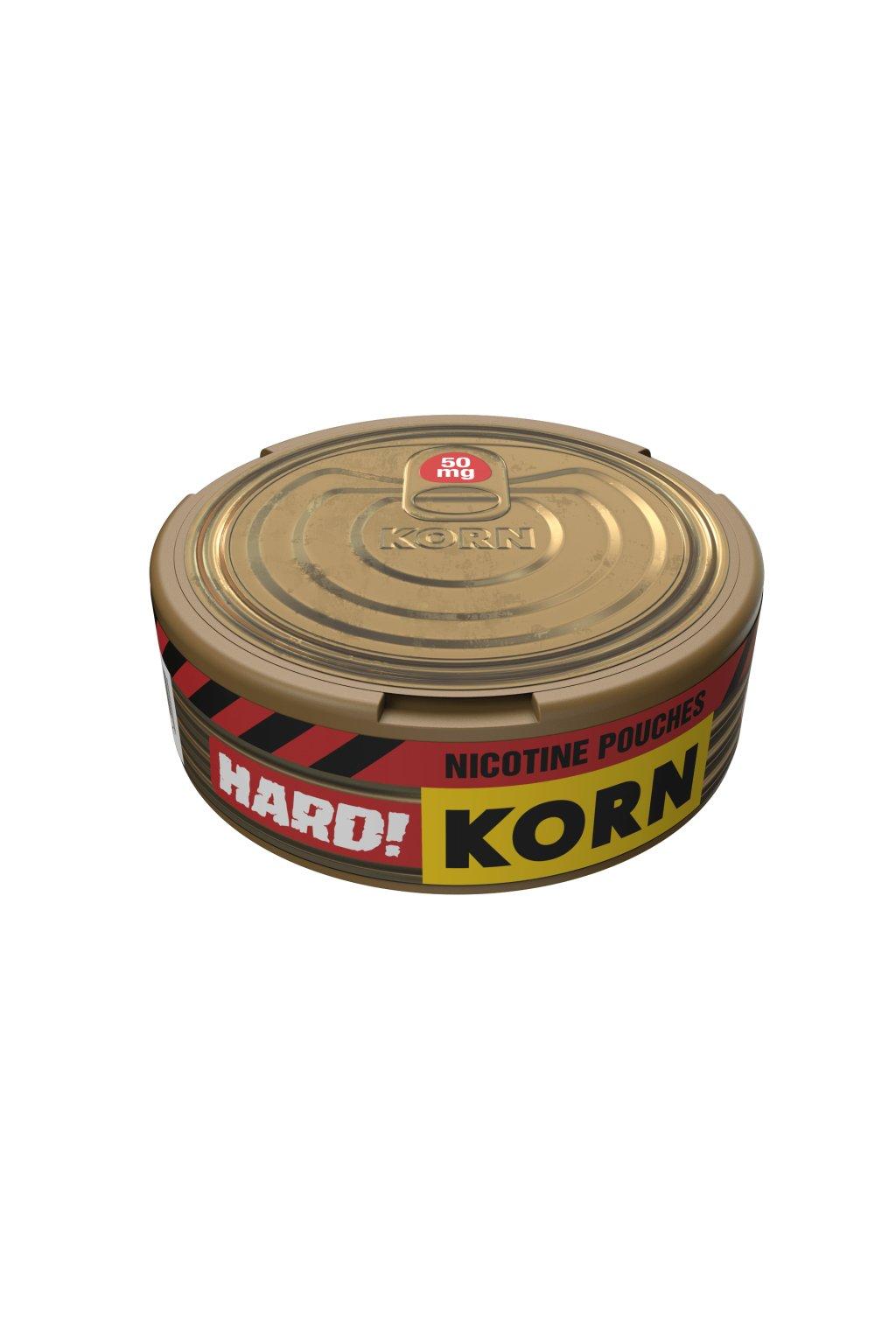 Korn Hard nikotinove sacky nicopods