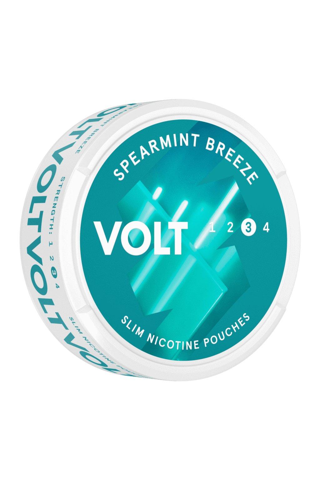 VOLT Spearmint Breeze nikotinove sacky nicopods