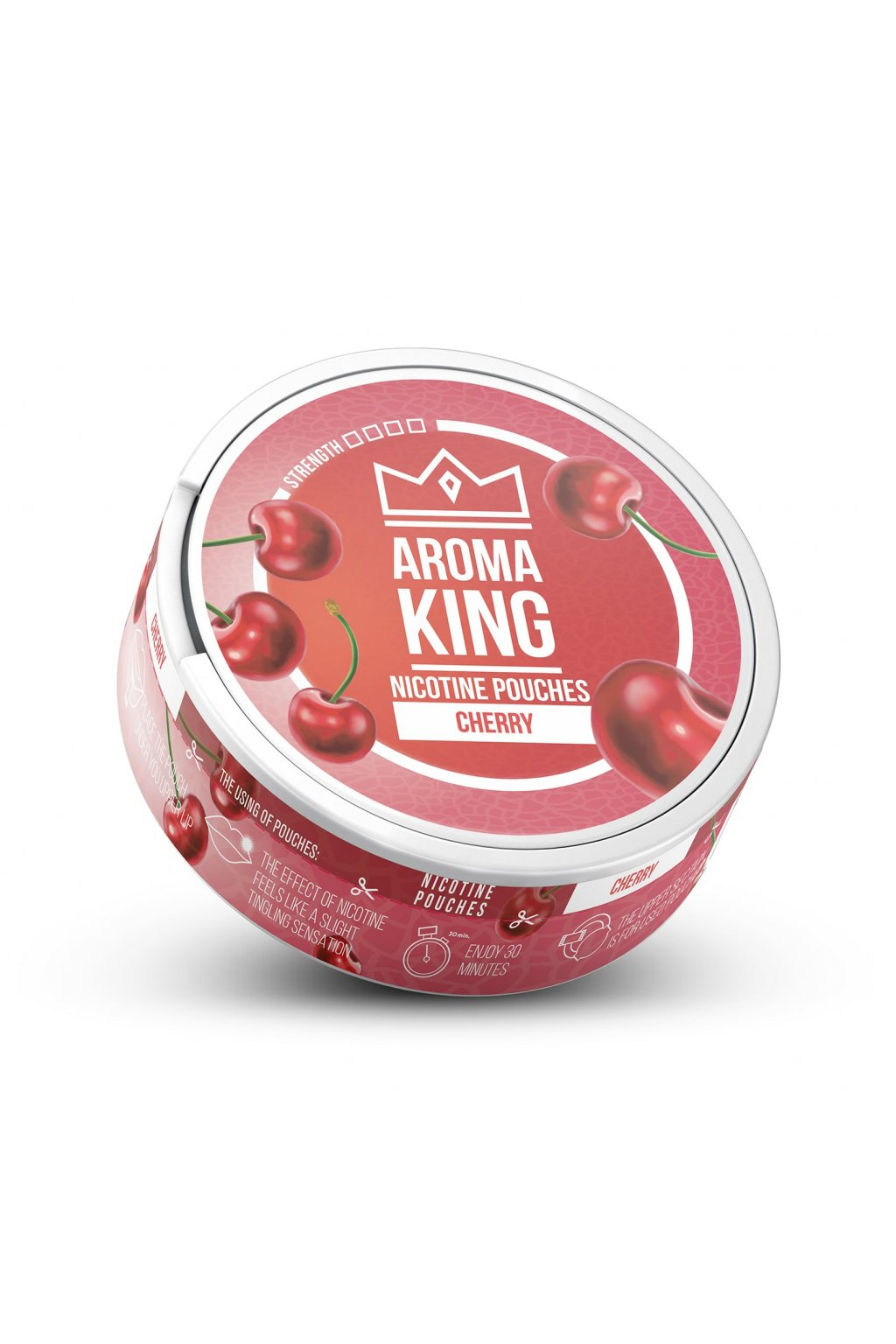 AromaKing Cherry nikotinove sacky nicopods