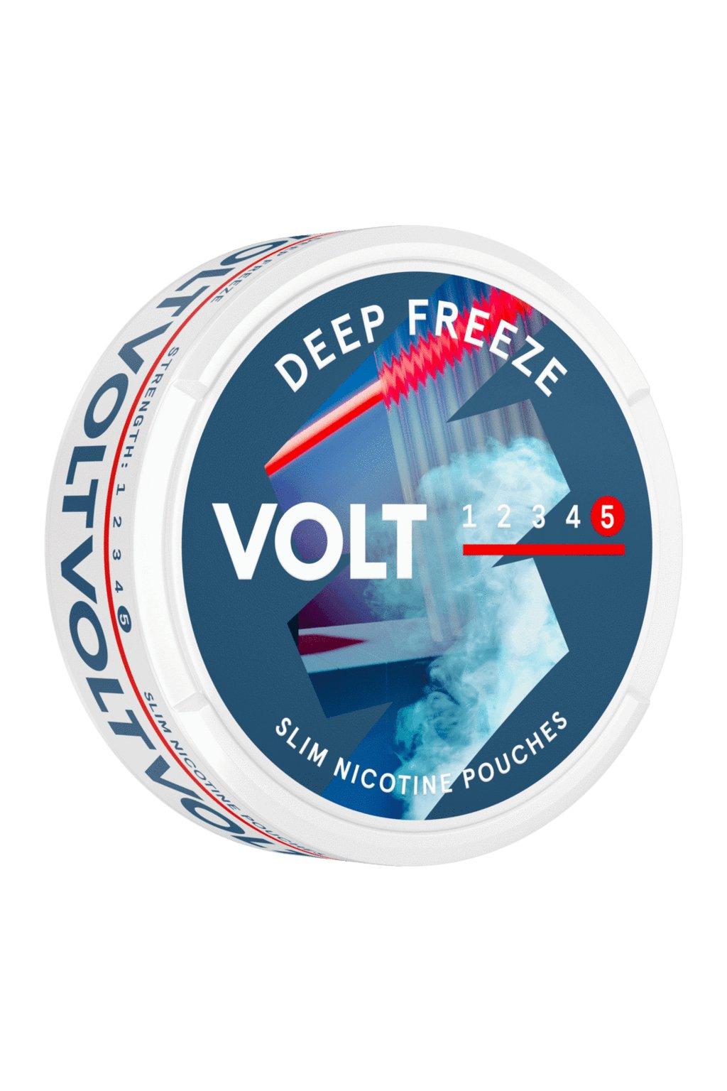 VOLT DEEP FREEZE ultra strong nikotinove sacky nicopods