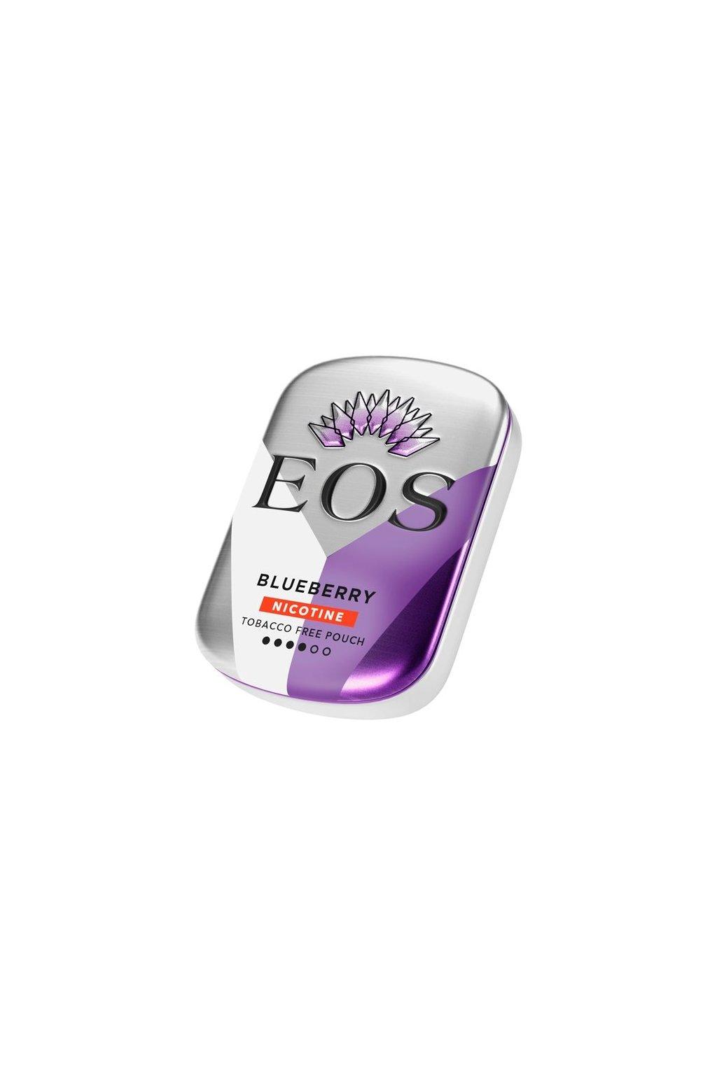 EOS blueberry nikotinove sacky