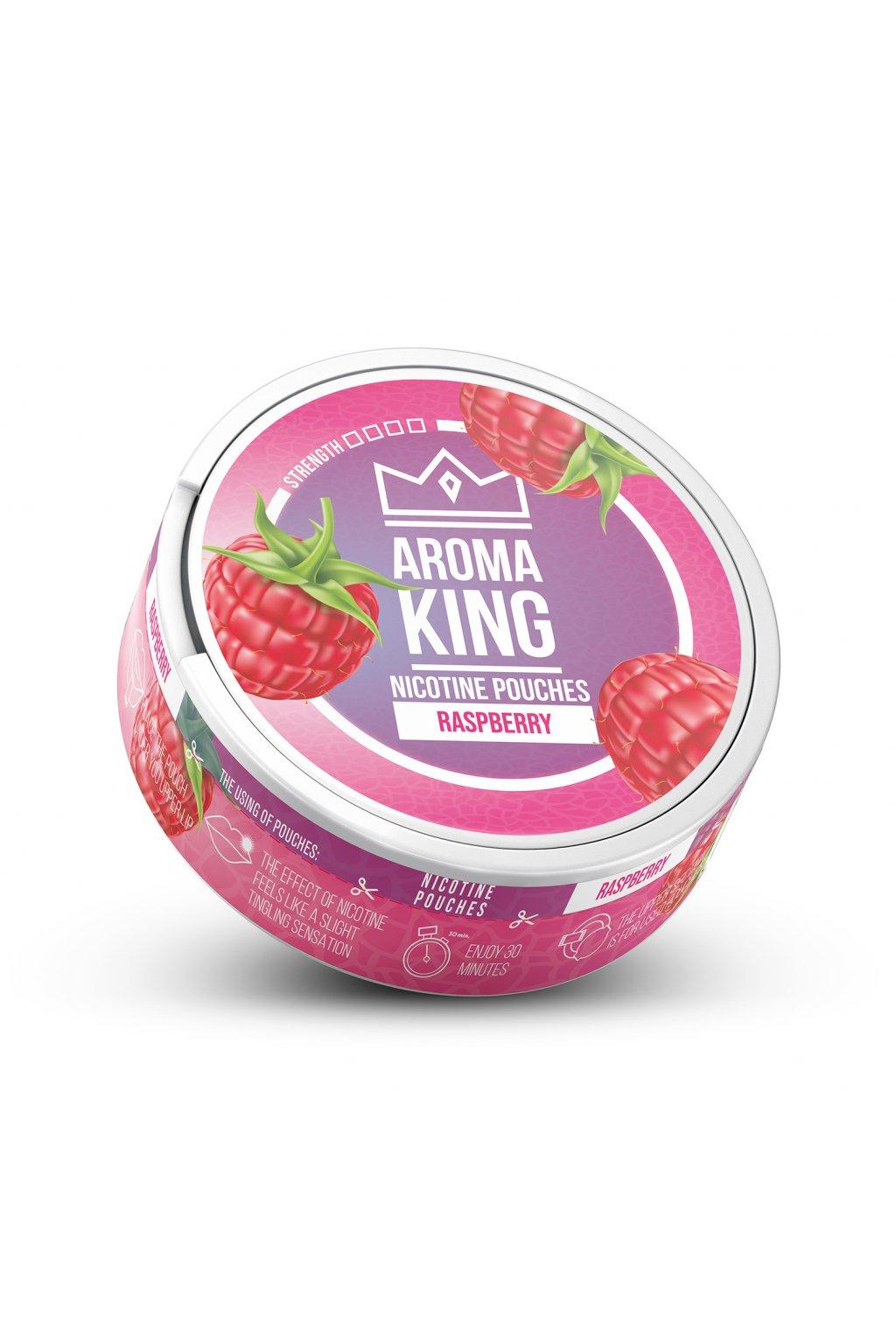 Aroma King Raspberry nikotinove sacky nicopods