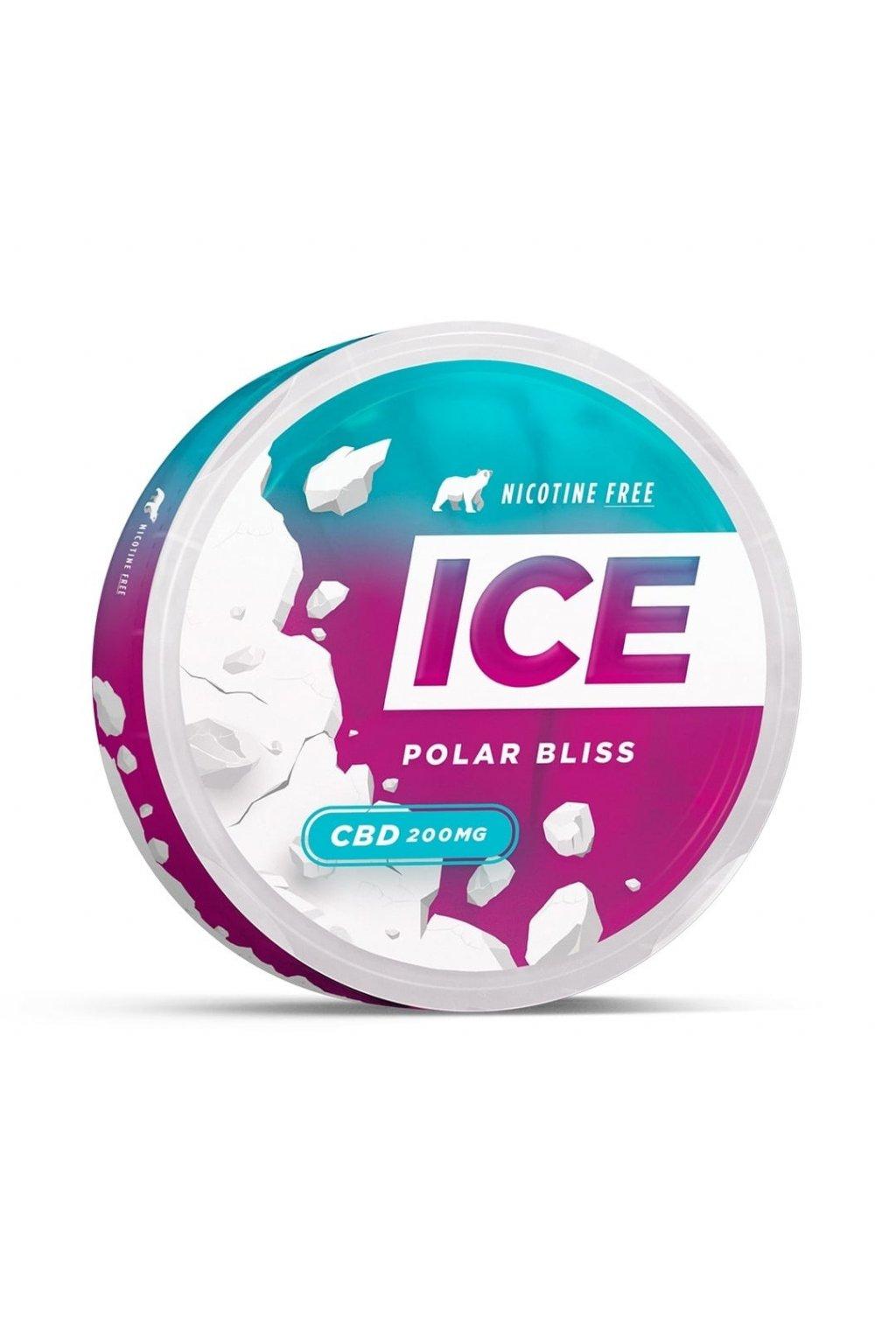 cbd sacky ICE polar bliss