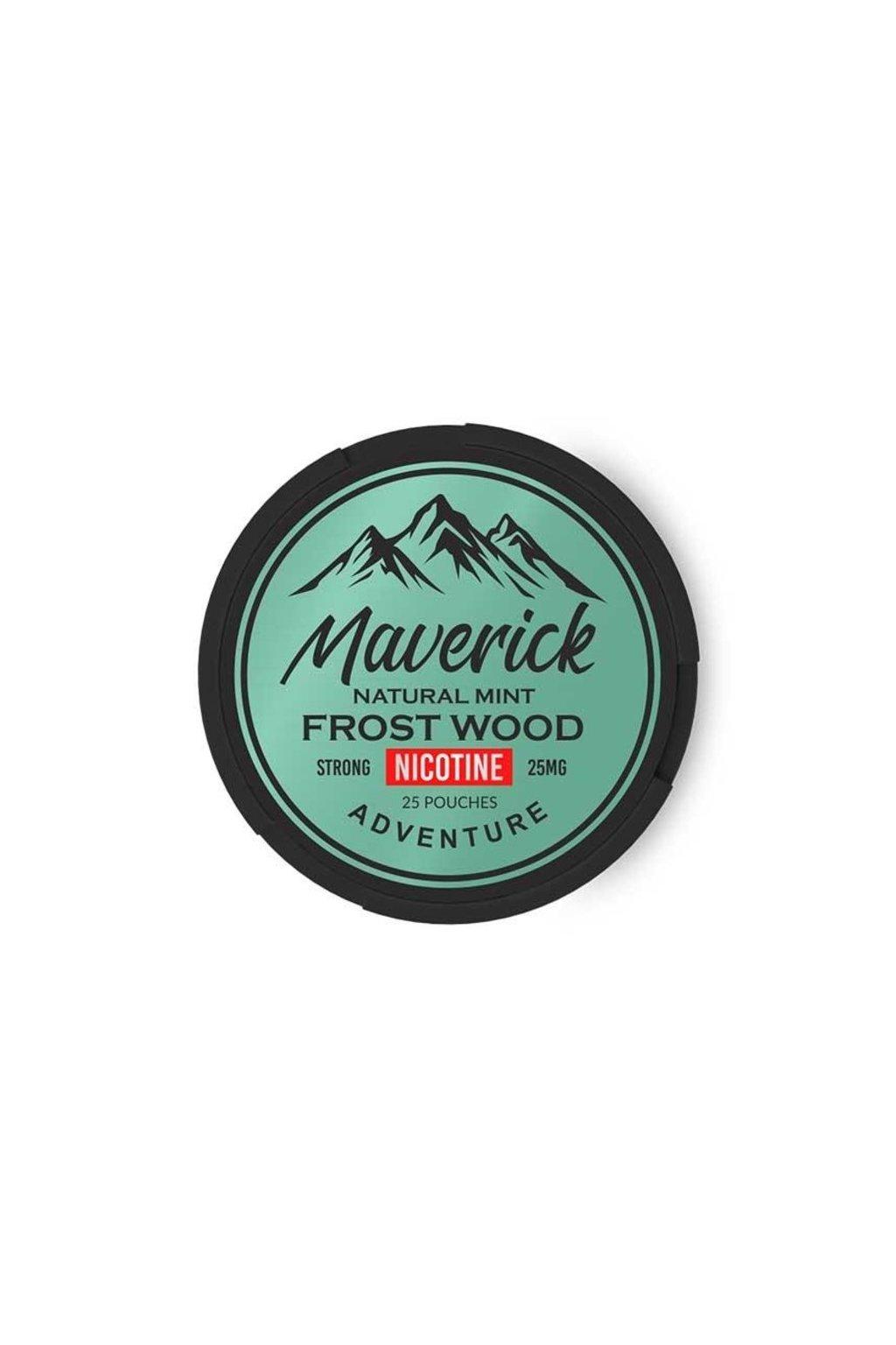 nikotinove sacky maverick frost wood nicopods min