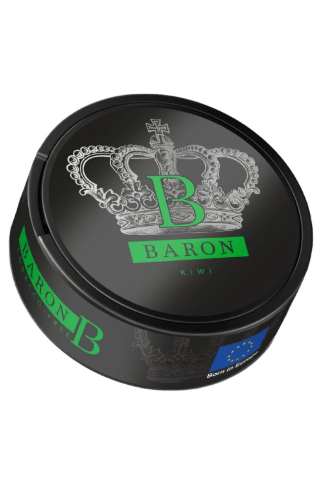 Baron kiwi nikotinove sacky min