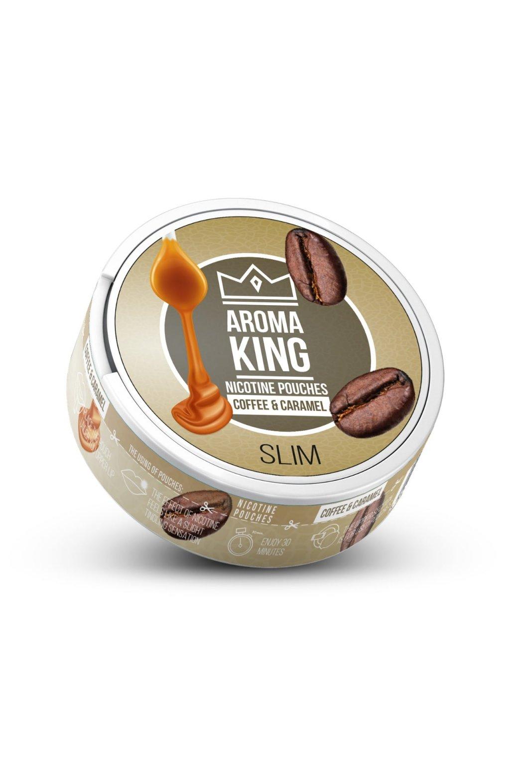 AROMA KING COFFEE & CARAMEL