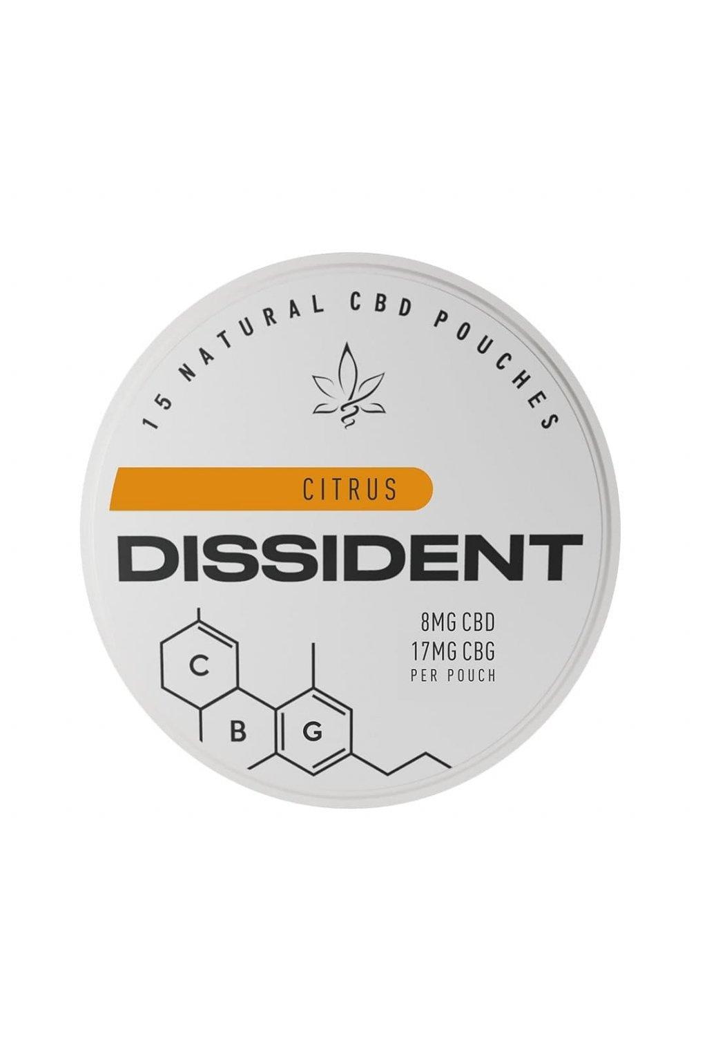 Dissident CBG sacky Citrus min