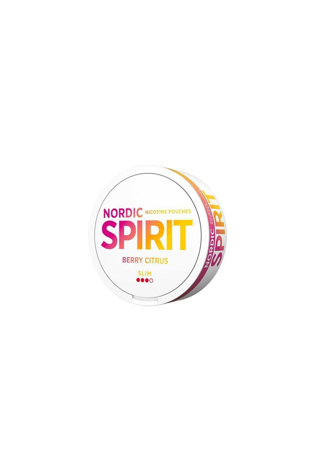 nordic spirit true white berry citrus