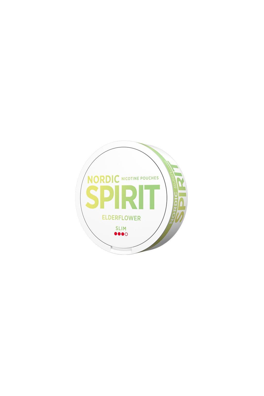 nordic spirit elderflower grande