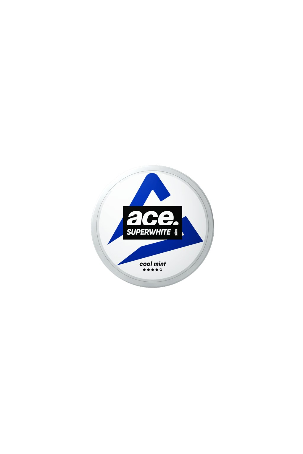 ace cool mint strong nikotinové sáčky nordiction