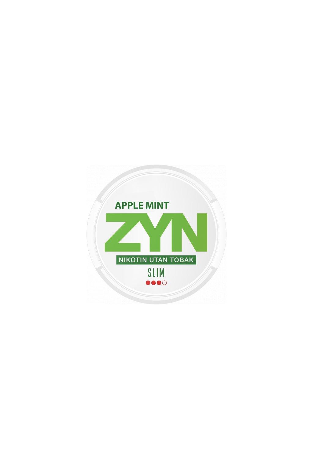 zyn apple