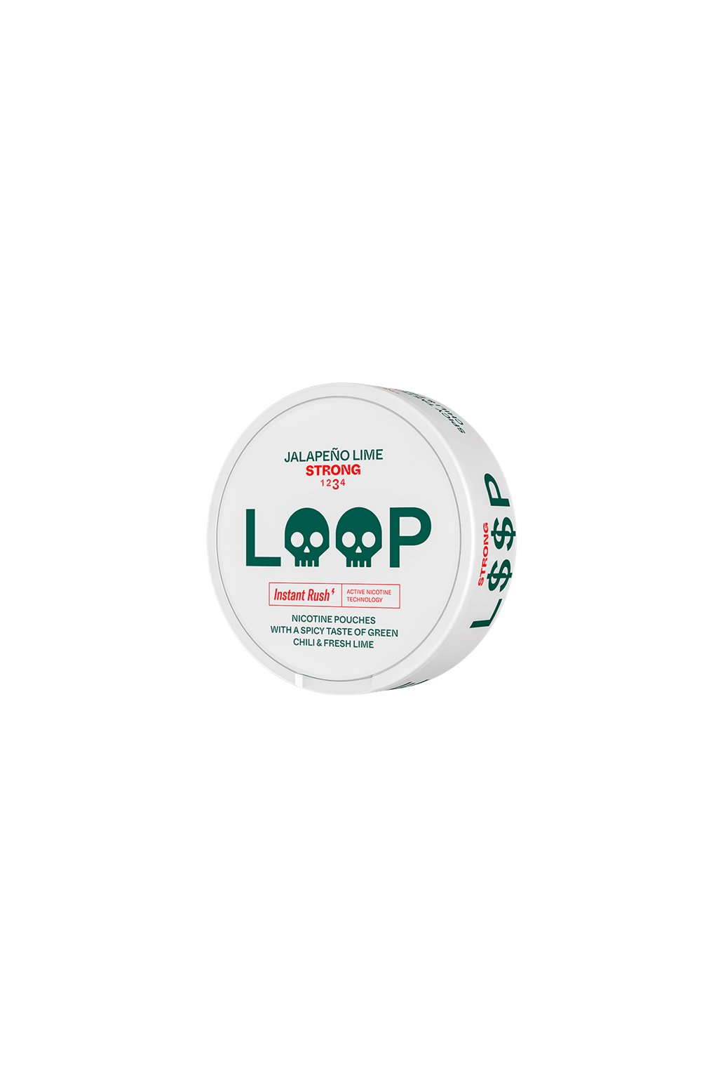 loop jalapeno lime strong slim strong