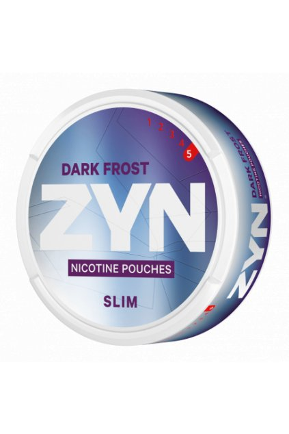 zyn dark frost nikotinove sacky nicopods nordiction