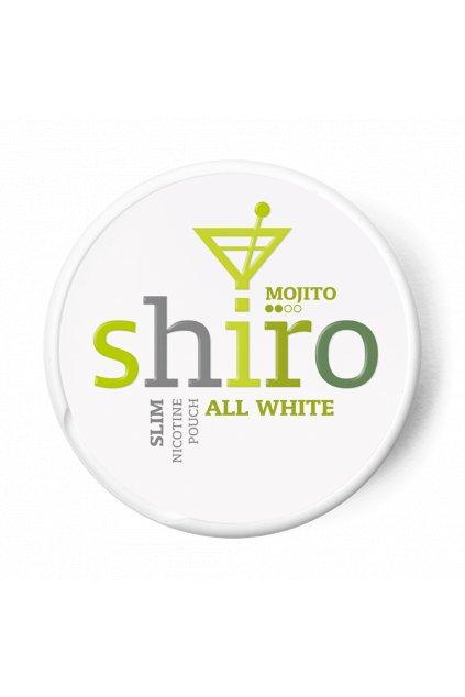 Shiro Mojito nikotinove sacky