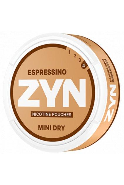 zyn espressino mini strong