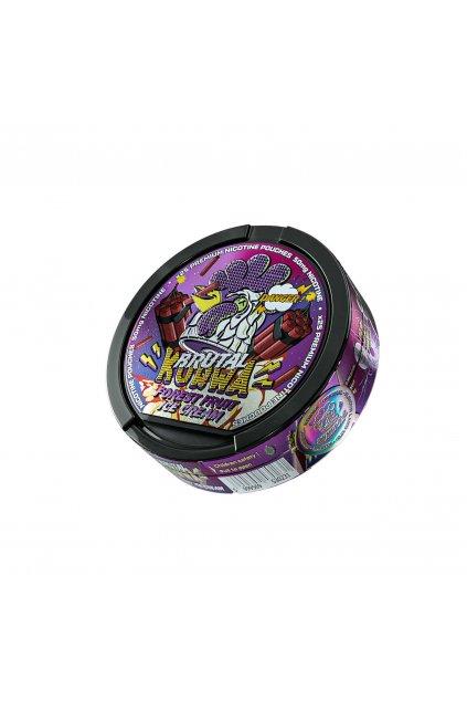 Kurwa nikotinove sacky Forest fruit ice cream brutal