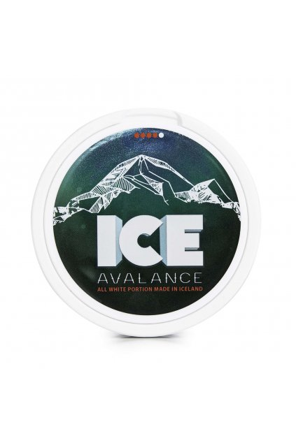 ice avalance nikotinove sacky