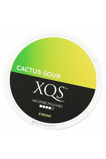 xqs cactus sour slim strong nikotinove sacky nicopods
