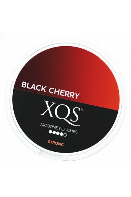 XQS Black cherry nikotinove sacky nicopods nordiction min