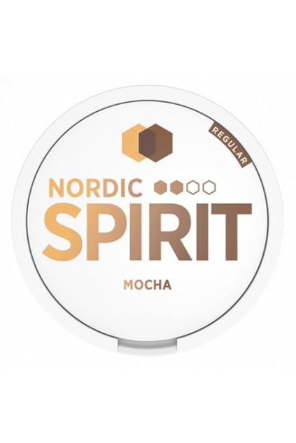 nordic spirit mocha nikotinove sacky nicopods
