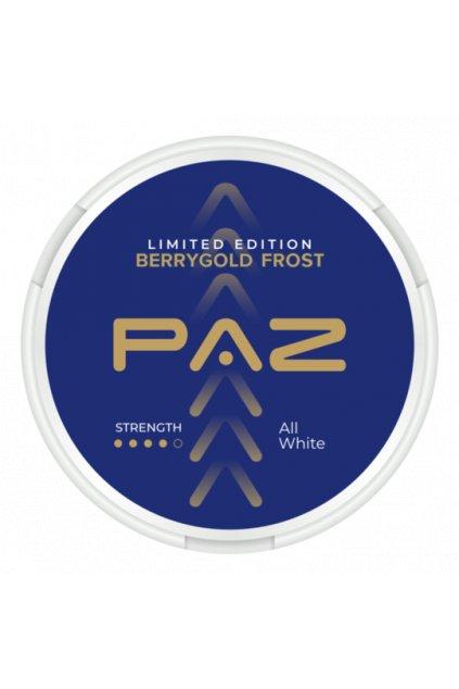 paz berry gold