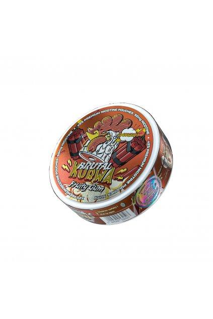 kurwa fruity gum brutal nikotinove sacky nicopods