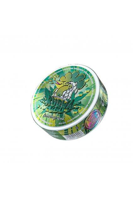 kurwa CBD lemongrass nikotinove sacky
