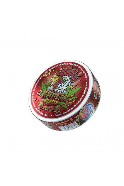 kurwa cbd strawberry nikotinove sacky nicopods