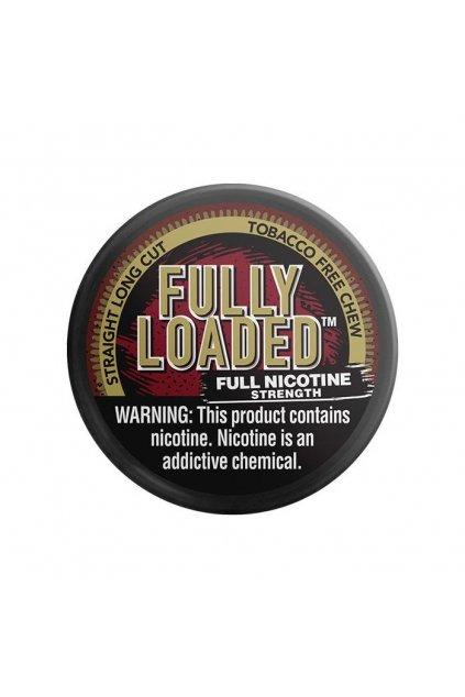 fully loaded straight long cut nikotinove sacky