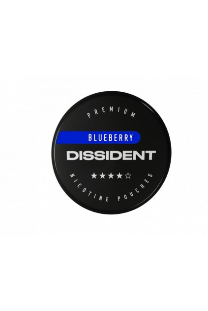 dissident blueberry nikotinove sacky nicopods