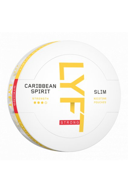 lyft caribbean spirit all white portion