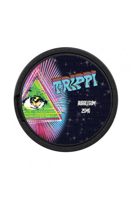 trippi bubblegum 50 mg nikotinove sacky nicopods
