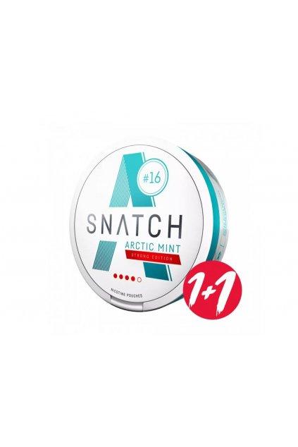 snatch nikotinove sacky arctic mint akce nicopods