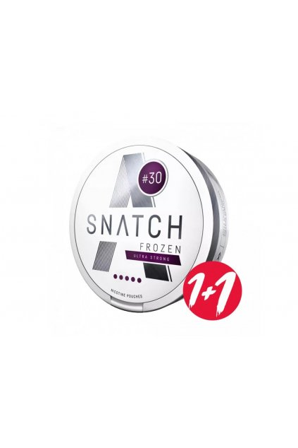 snatch nikotinove sacky frozen akce nicopods