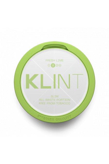 Klint Fresh Lime nikotinove sacky nicopods