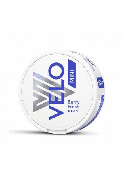 velo berry frost medium mini nikotinove sacky min