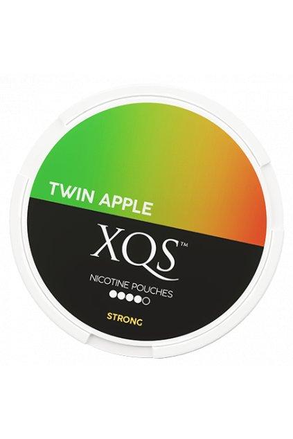 xqs twin apple slim strong nikotinove sacky nicopods