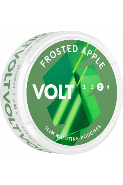VOLD frosted apple nikotinove sacky nicopods