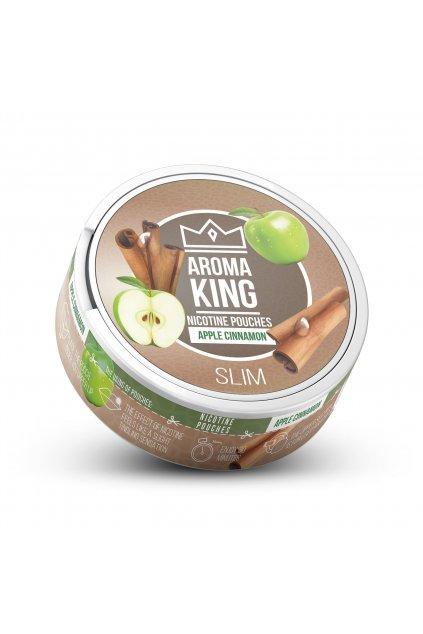 Aroma King apple cinnamon 60 mg 20 mg nikotinove sacky nicopods
