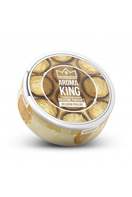 aroma king belgium praline 60 mg 20 mg nikotinove sacky nicopods