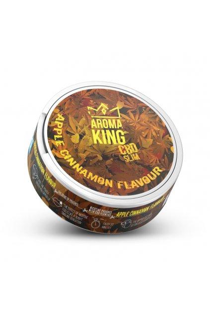 AromaKing cbd Apple Cinnamon nikotinove sacky nordiction