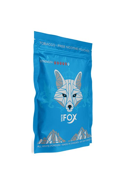 white fox soft pack nikotinove sacky