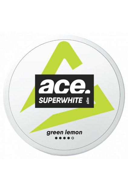 ace green lemon strong nikotinove sacky nicopods