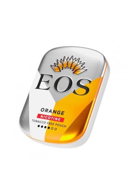 EOS orange nikotinove sacky