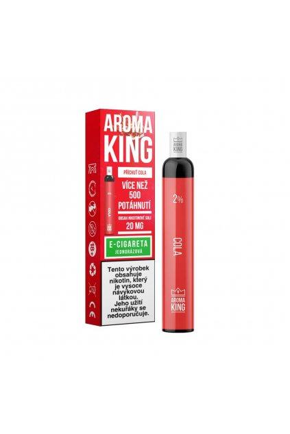 AromaKing 500 Cola E cigareta min min