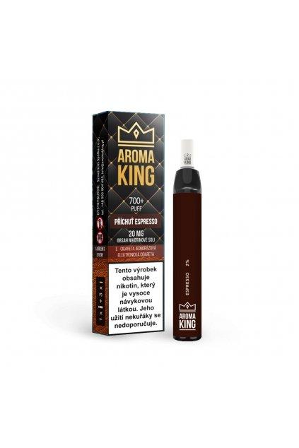 AromaKing 700 Espresso E cigareta min