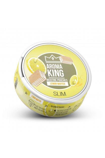 Aroma King Lemon Waffer nikotinove sacky nicopods