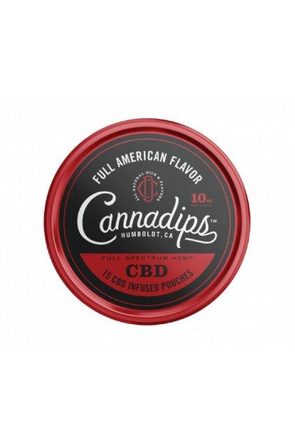 cannadips cbd sacky american spice nordiction