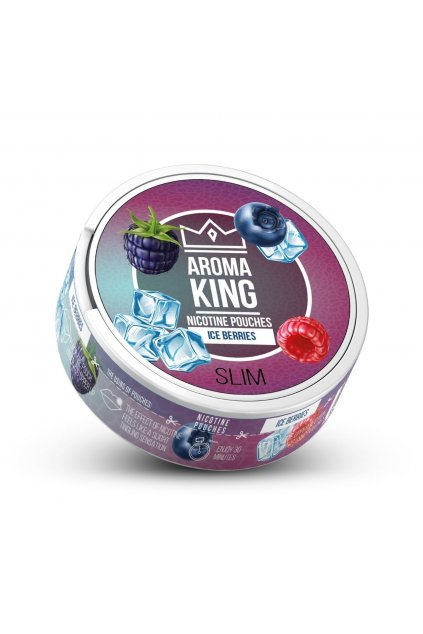 Aroma King Ice Berries nikotinove sacky nicopods