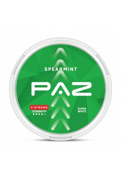 PAZ Spearmint nikotinove sacky nicopods min